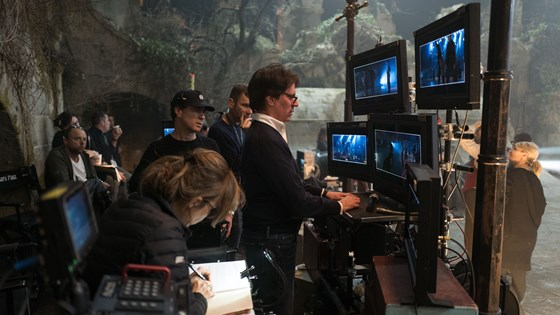Skills to Film: Pinewood