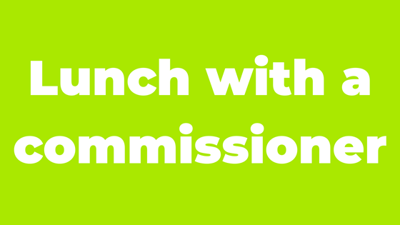 Lunch with a Commissioner: Peter Tierney, Entertainment Commissioner, ITV & ITV2
