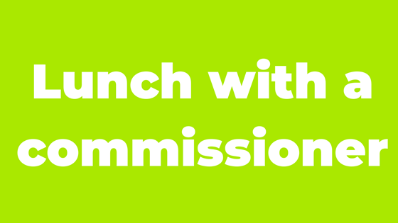 Lunch with a Commissioner: Will Rowson, documentary and specialist factual, Channel 4