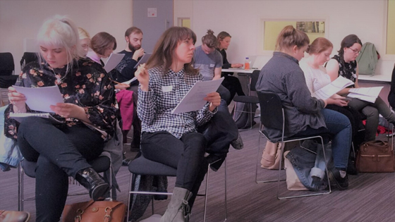 Boot camp Newcastle: Introduction to Screen Industries Careers