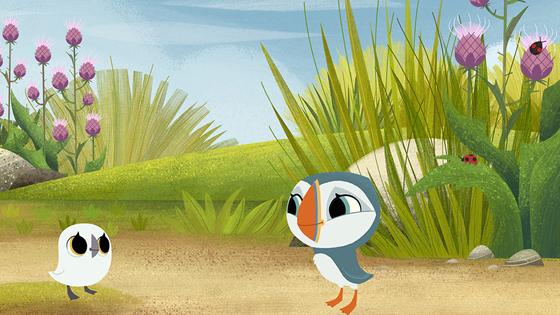 Animation masterclass: in conversation with Lorraine Lordan