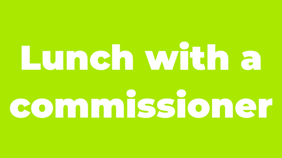 Lunch with a Commissioner: Kevin O'Brien, Commissioning Editor for Entertainment, ITV