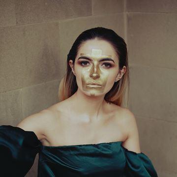 Skye Macdonald Makeup artist