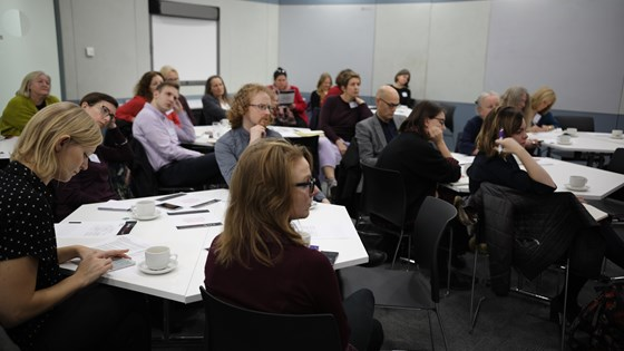 ScreenSkills Skills Forecasting Launch: London