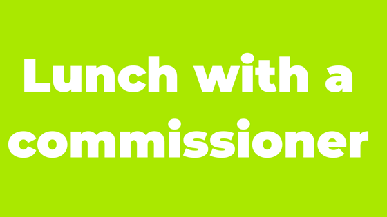Lunch with a Commissioner: Fatima Salaria, Channel 4 & Jack Bootle, BBC