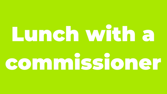 Lunch with a Commissioner:  Daisy Scalchi, Commissioning Editor, Specialist Factual for Religion and Ethics, BBC