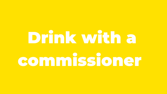 Drink with a Commissioner: Harjeet Chhokar, Channel 4 and Sreya Biswas, BBC