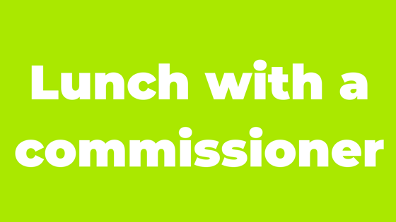 Lunch with a Commissioner: Emma Cahusac, Commissioning Editor Arts, Music and Performance, BBC