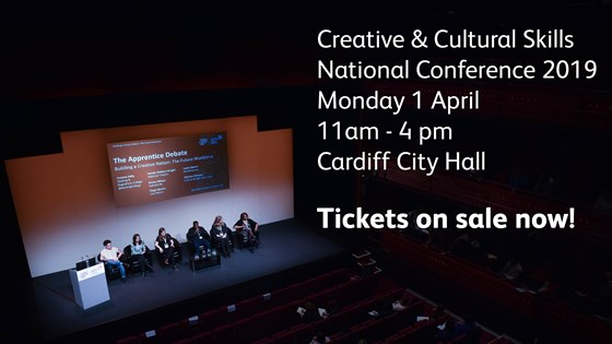 Creative & Cultural Skills National Conference 2019