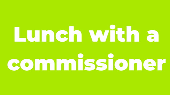Lunch with a Commissioner: Cecilia Persson, Turner EMEA Kids