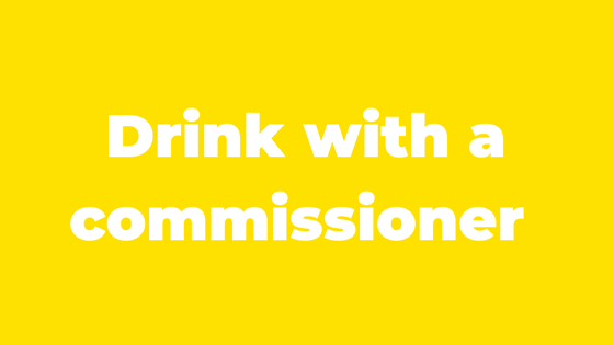 Drink with a Commissioner: Navi Lamba, Digital Commissioning Exec, E4