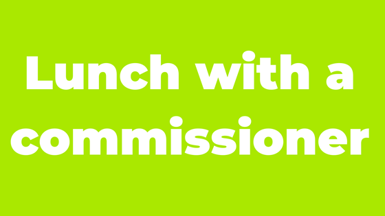 Lunch with a Commissioner: Jon Petrie, Commissioning Editor for Comedy, Channel 4
