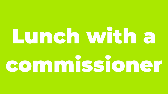 Lunch with a Commissioner: Gregor Sharp, Commissioning Editor for Comedy, BBC