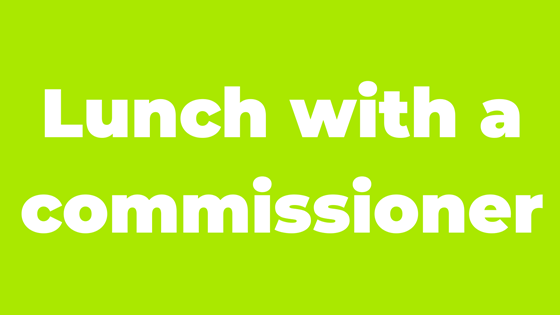 Lunch with a Commissioner: Abigail Priddle, Commissioning Editor Specialist Factual, BBC