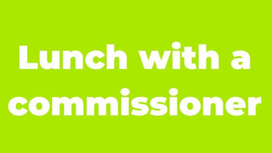 Lunch with a Commissioner: Ben Irving, commissioning editor, BBC Drama