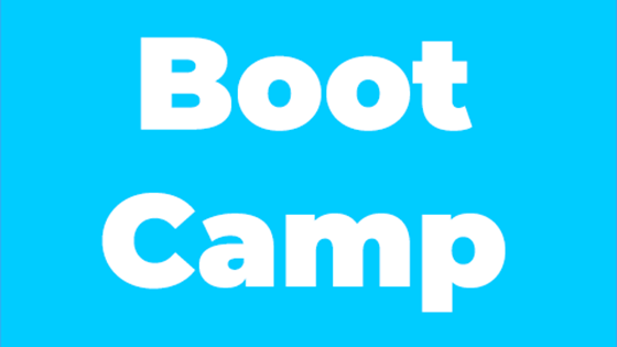 Apply for a place at film and TV boot camp: Bristol, 25-26 October 2018