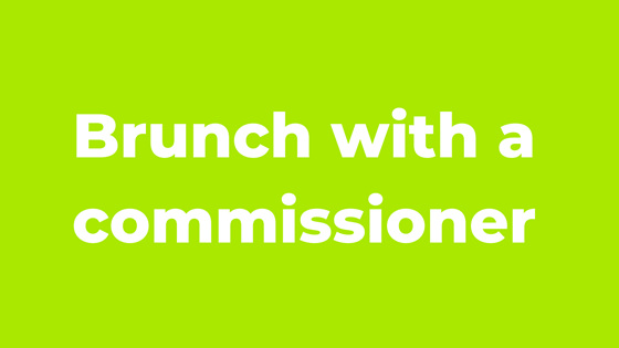 Brunch with a Commissioner: Kate Townsend and Jonny Taylor, Netflix