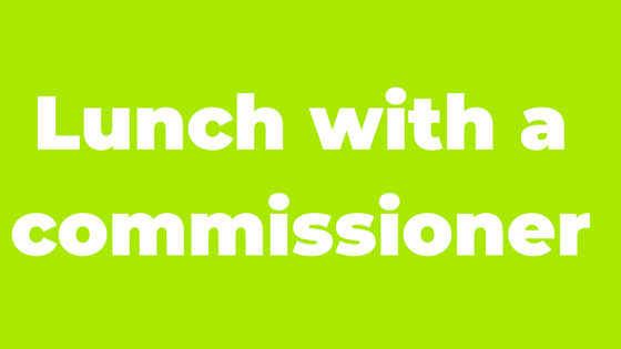 Lunch with a Commissioner: Tommy Bulfin, BBC Drama NI