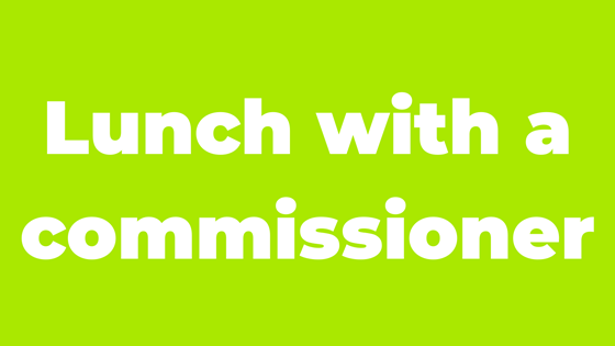 Lunch with a Commissioner: David Smyth, Entertainment Assistant Commissioner, ITV