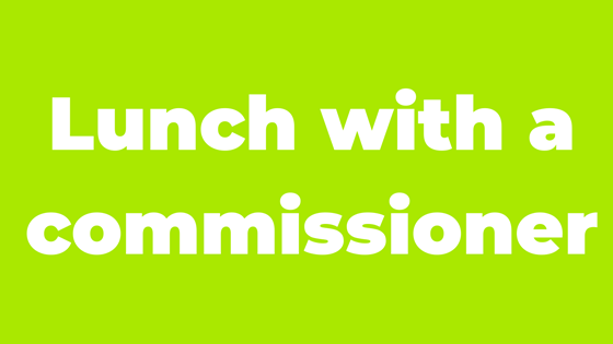 Lunch with a Commissioner: Emma Loach, BBC & Danny Horan, Channel 4