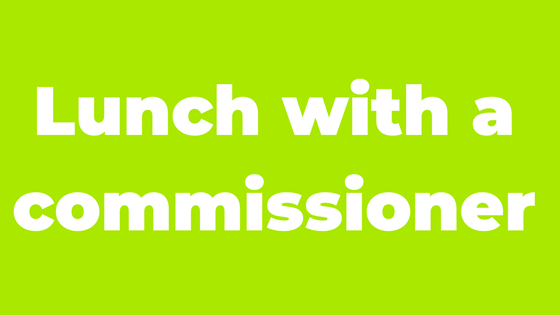Lunch with a Commissioner: Simon Young, commissioning editor, history, BBC