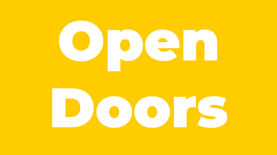 Open Doors Belfast: Careers in film (SOLD OUT)